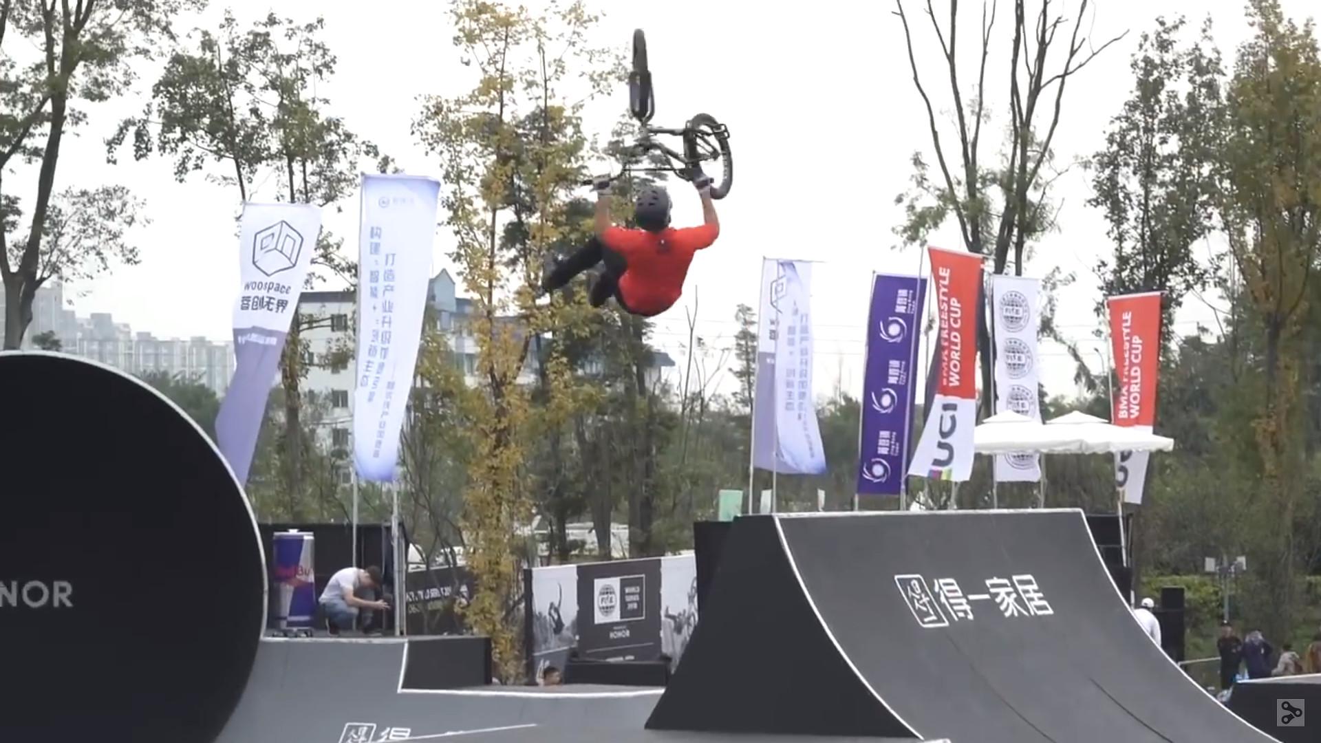 FISE Chengdu Semi-Final Highlights