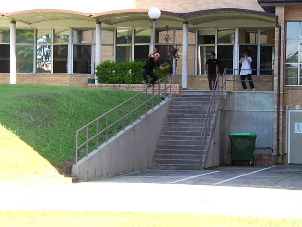 Josh Nielsen USD Skates Introduction